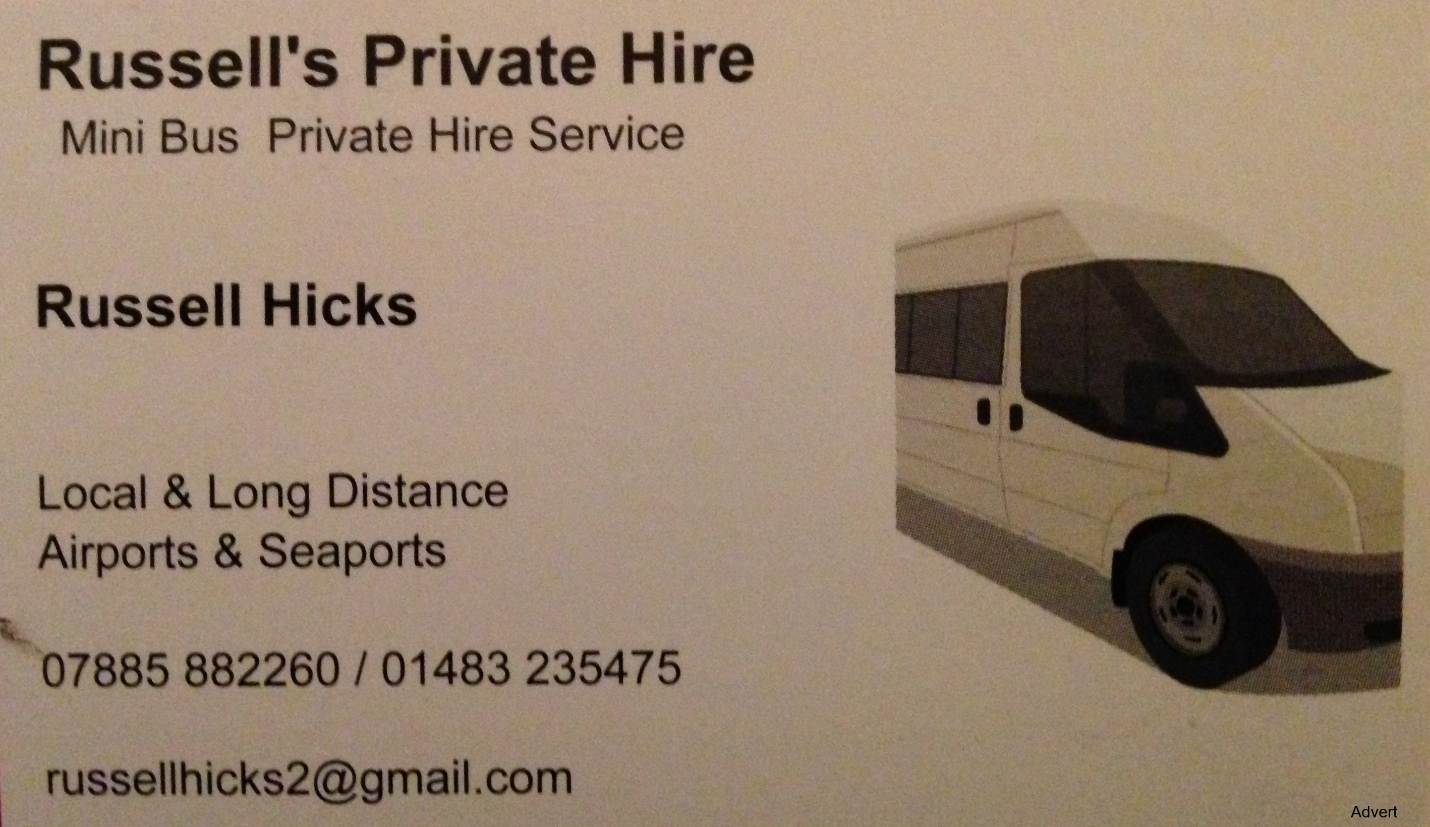 Russells Private Hire