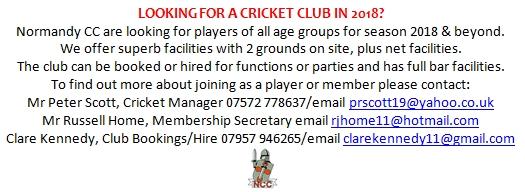 Normandy Cricket Club