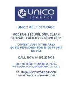 Unico Storage2
