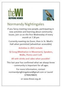 WI Nottingham nightingales